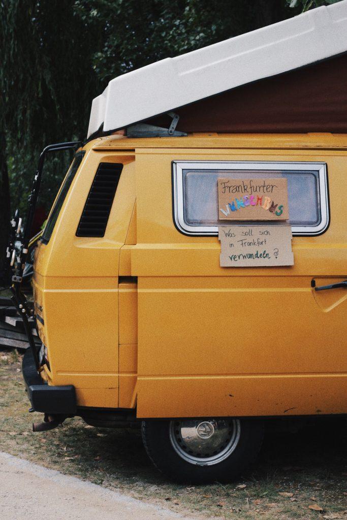 Frankfurter Wunschbus